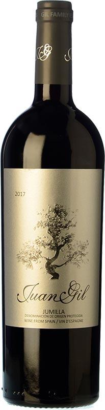 Tecnovino vinos mas vendidos Vinissimus Juan Gil Etiqueta Plata