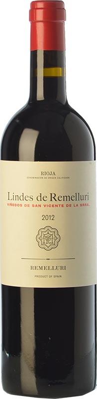 Tecnovino vinos mas vendidos Vinissimus Lindes de Remelluri