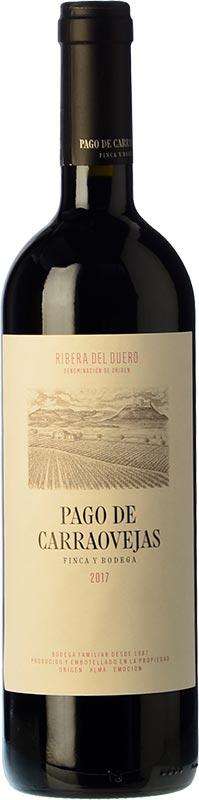 Tecnovino vinos mas vendidos Vinissimus Pago de Carraovejas