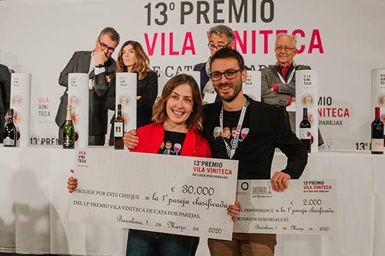 Tecnovino 13 Premio Vila Viniteca ganadores