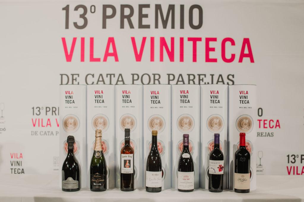 Tecnovino 13 Premio Vila Viniteca vinso final