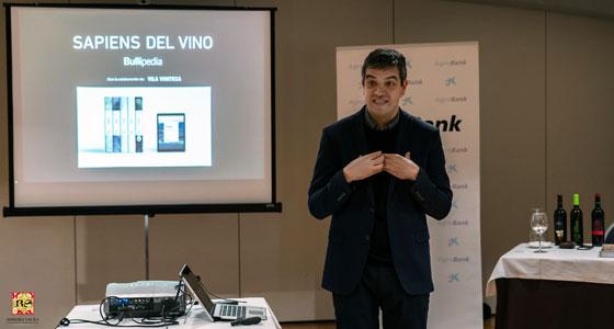 Tecnovino Ferran Centelles Ribeira Sacra consumo del vino en Espana