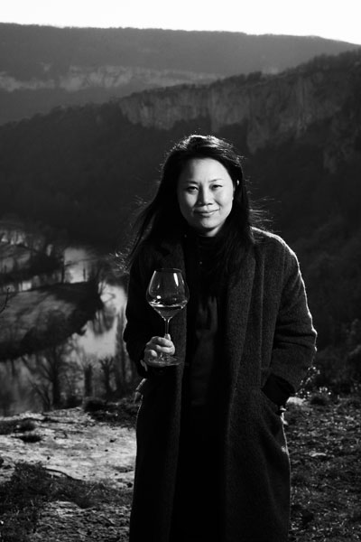Tecnovino Masters of Wine Lin Liu MW