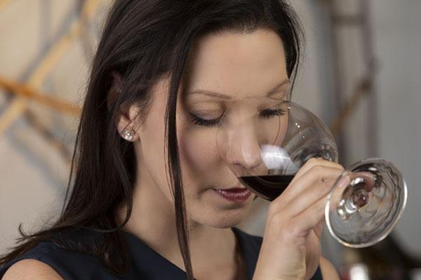 Tecnovino Masters of Wine Vanessa Conlin MW
