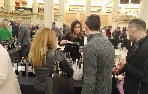 Tecnovino salon de vino DOP Jumilla