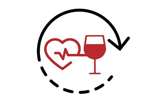 TecnovIno sector del vino iniciativa Enoturismo para sanitarios logotipo