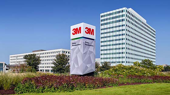 Tecnovino 3M edificio Estados Unidos