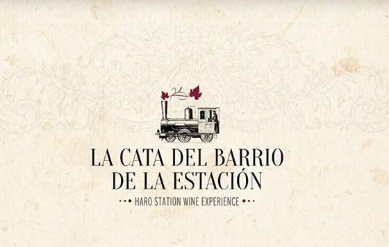 Tecnovino La Cata del Barrio de la Estacion logo detalle
