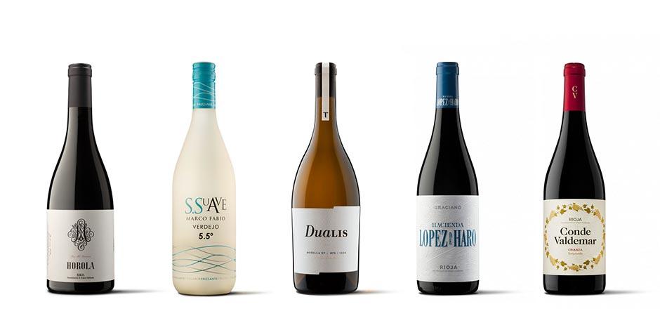 Tecnovino imagen de una botella de vino fotografo Jorge Comi portfolio