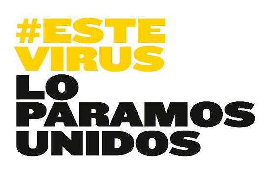 Tecnovino logo coronavirus servicios esenciales mapa