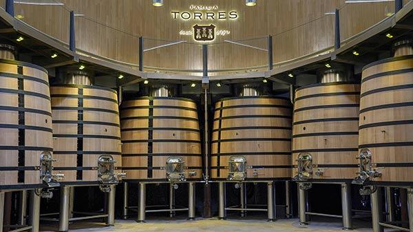 Tecnovino marcas de vino mas admiradas del mundo 2020 Torres