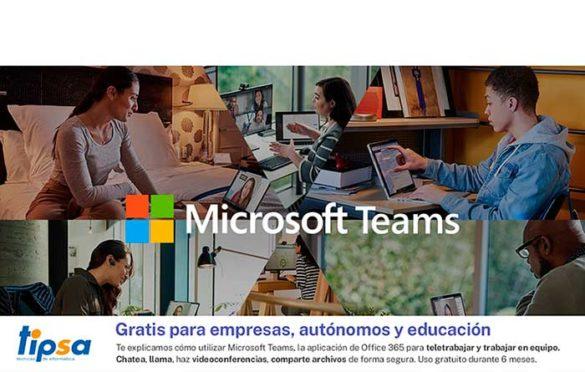 Tecnovino teletrabajo en bodegas y cooperativas vitivinicolas Tipsa microsoft teams