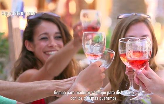 Tecnovino vino OIVE campana video