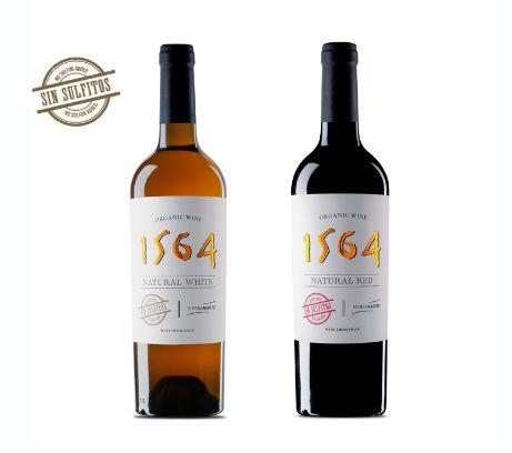 Tecnovino 1564 Natural vinos de Bodega Sierra Norte