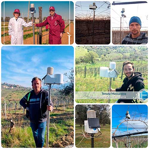 Tecnovino Elaisian agricultura de precision en el vinedo 5 clientes vino