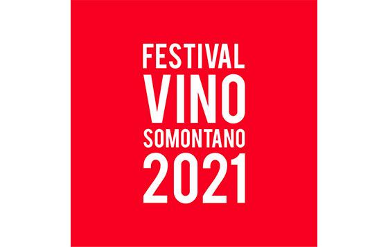 Tecnovino Festival Vino Somontano 2021 logo