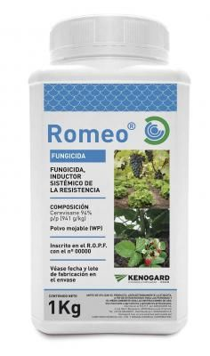 Tecnovino biofungicida Romeo