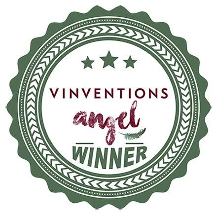Tecnovino enólogos sostenibles Vinventions Angel sello ganador