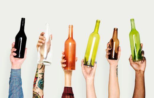 Tecnovino envases de vidrio