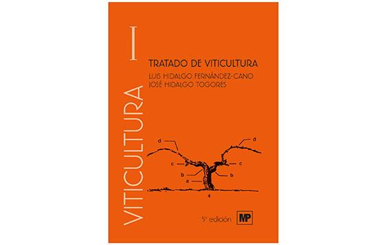 Tecnovino libro Tratado de Viticultura