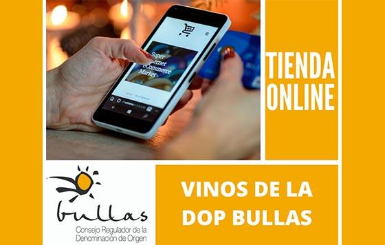 Tecnovino tienda online vinos con DOP Bullas detalle