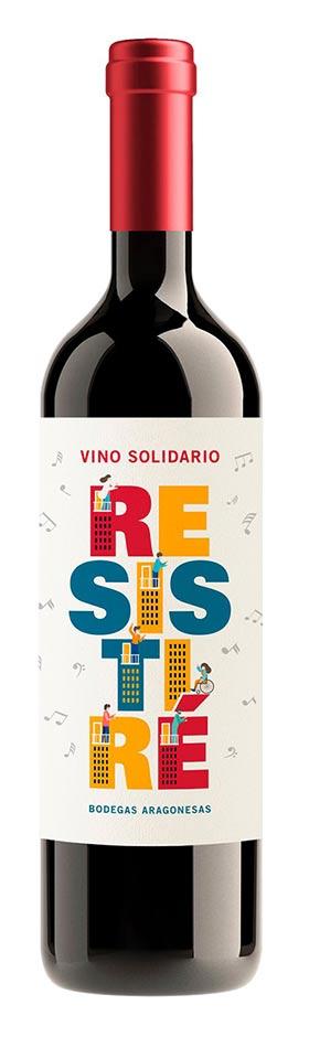 Tecnovino vino Resistire de Bodegas Aragonesas