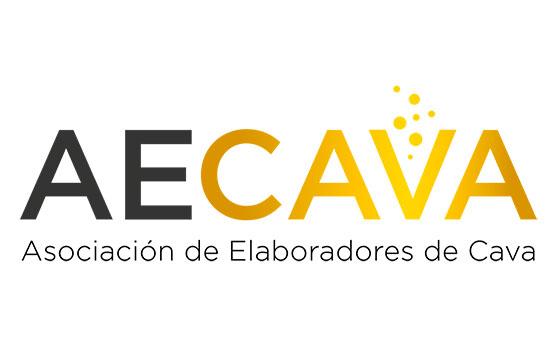 Tecnovino AECAVA Asociación de Elaboradores de Cava logo detalle