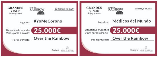 Tecnovino Over the Rainbow