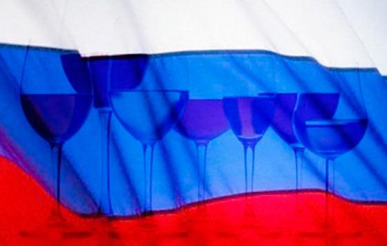 Tecnovino mercado del vino en Rusia detalle