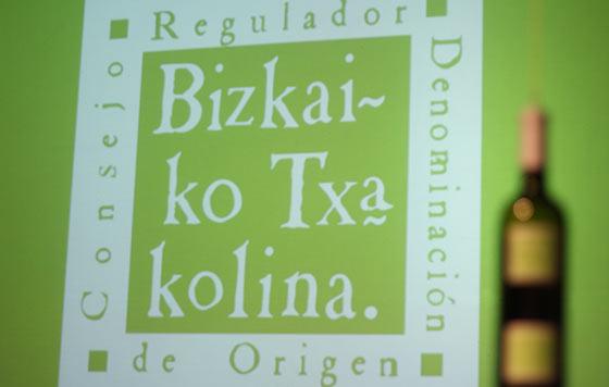 Tecnovino rendimiento de uva Bizkaiko Txakolina detalle