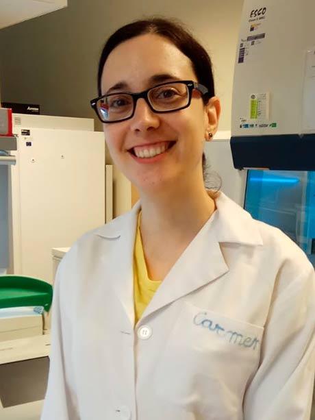 Tecnovino Carmen Berlanas investigadora enfermedad del pie negro de la vid