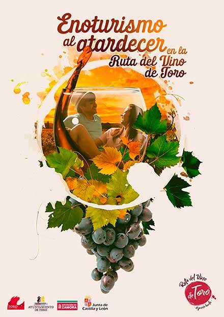 Tecnovino Enoturismo al Atardecer Ruta del Vino de Toro