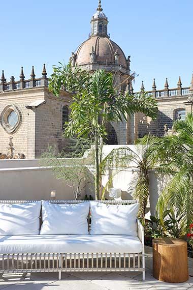 Tecnovino Hotel Bodega Tio Pepe Bar Terraza La Atalaya