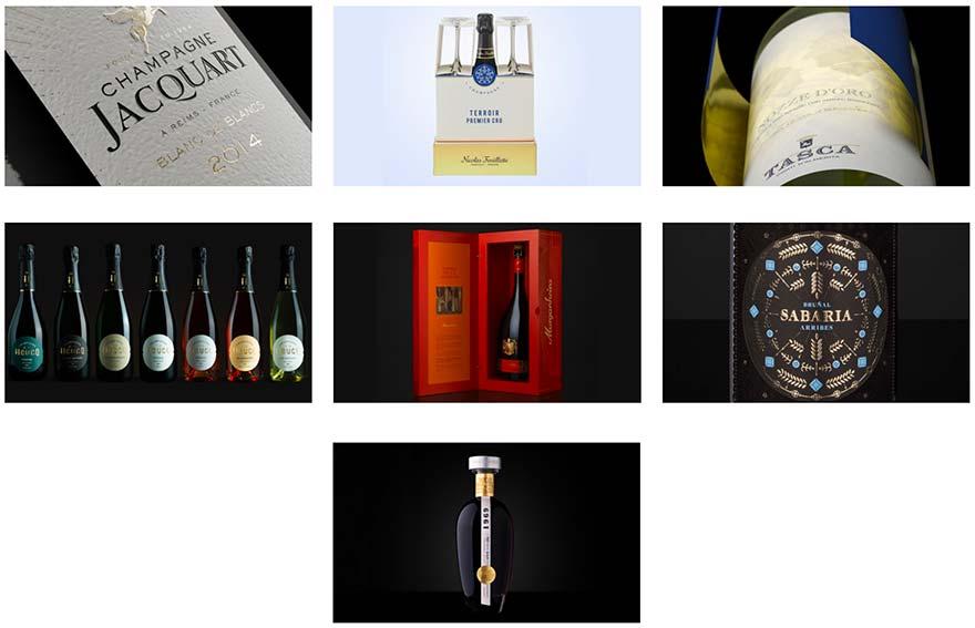Tecnovino Pentawards lujo vinos de calidad