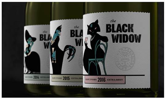 Tecnovino Pentawards trabajo conceptual disenos de vino