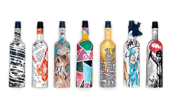 Tecnovino botella para vino de carton reciclado Frugal bottle detalle