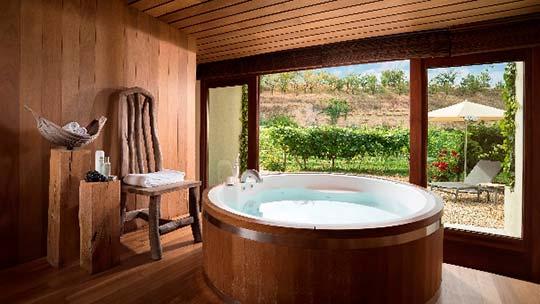 Tecnovino destinos para amantes del vino Booking Marques de Riscal Suites 1