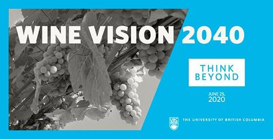 Tecnovino futuro de la actividad vitivinícola Wine Vision 2040