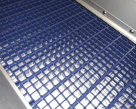 Tecnovino malla despalilladora vendimiadoras Braud New Holland
