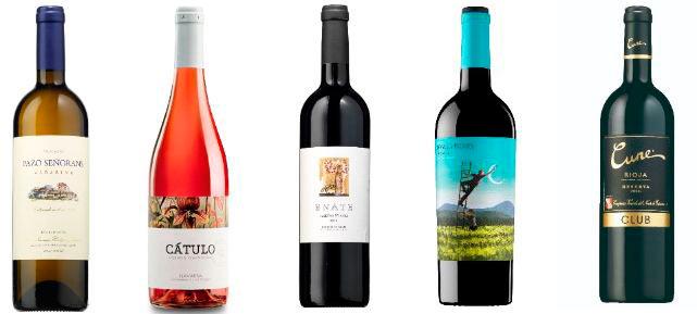 Tecnovino vinos de regiones vitivinícolas de España Vinoseleccion 1