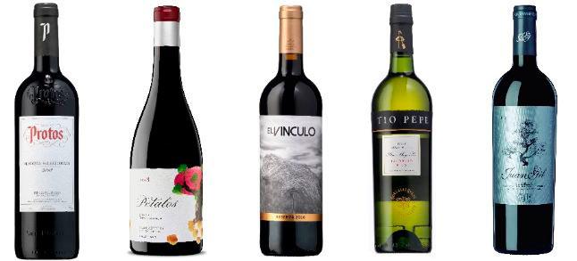 Tecnovino vinos de regiones vitivinícolas de España Vinoseleccion 2
