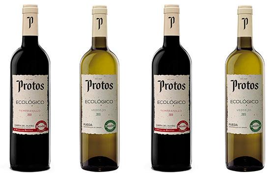 Tecnovino vinos ecologicos de Bodegas Protos detalle
