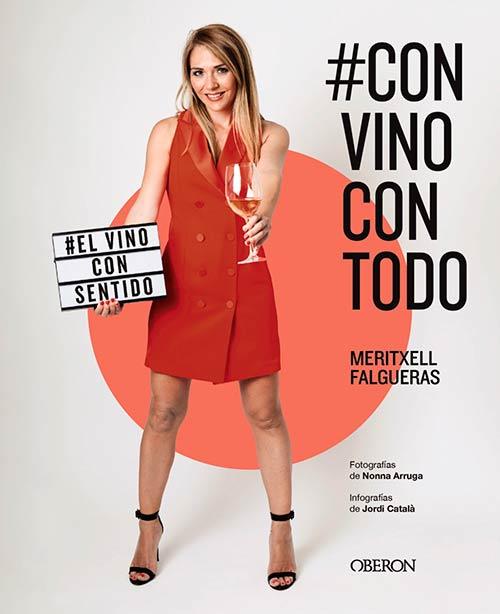 Tecnovino Con Vino con Todo libro Meritxell Falgueras libro portada