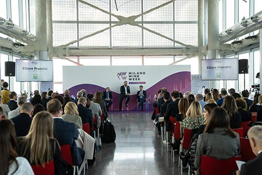 Tecnovino Milano Wine Week 2020 rueda de prensa