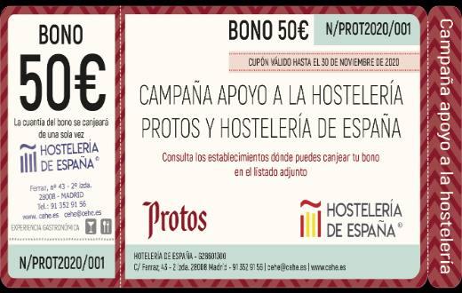 Tecnovino Protos y Hosteleria de España