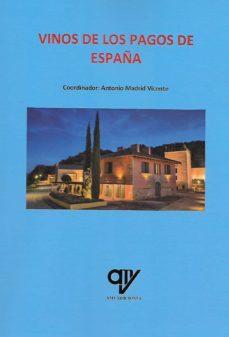 Tecnovino libro Vinos de los Pagos de España detalle