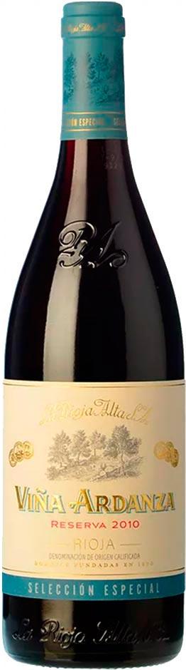 Tecnovino vino y series maridaje Vinissimus Viña Ardanza Reserva