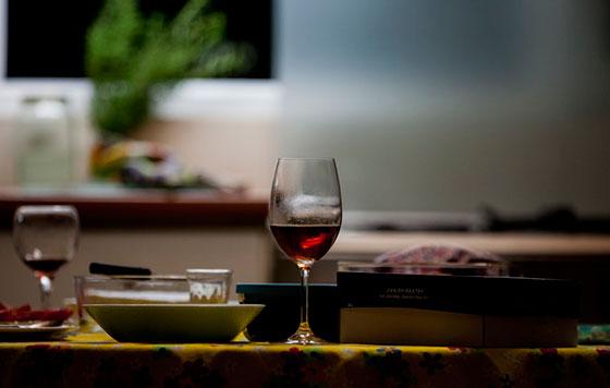 Tecnovino vino y series maridaje Vinissimus detalle