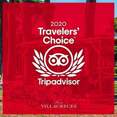 Tecnovino Finca Villacreces Premio Travelers' Choice 2020