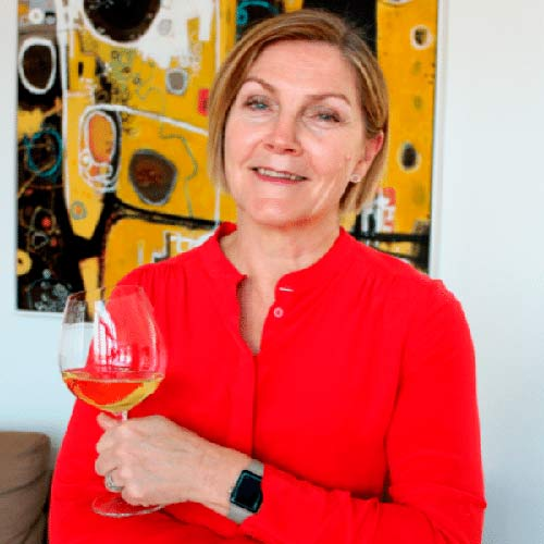 Tecnovino Masters of Wine Annette Lacey MW